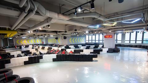 【荔枝角好去處】D2 Place再加推$69娛樂通行證 包戲飛+室內飄移賽車+VR遊戲