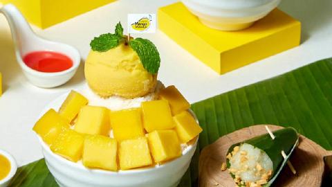【北角美食】泰國人氣芒果甜品店Mango Mania抵港 招牌芒果冰/芒果糯米飯芭菲