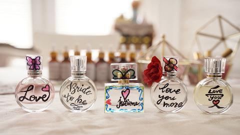 【觀塘好去處】觀塘玩超簡易香水DIY工作坊 任揀顏色+味道調配專屬香氣