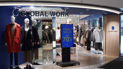 【減價優惠】Collect Point全線分店2折起!大褸/冷衫/衛衣/袋/頸巾/飾物$69起