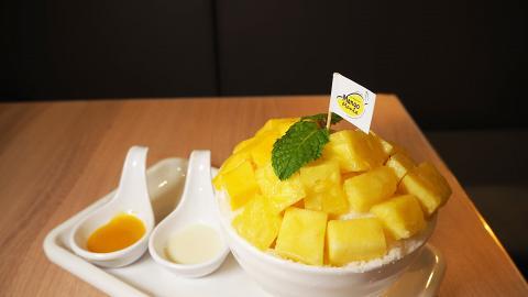 【北角美食】泰國人氣芒果甜品店Mango Mania開幕 歎芒果糯米飯刨冰/芭菲/特飲