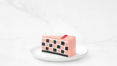 Lady M全新口味登場! 香港限定士多啤梨棋盤蛋糕全球首次亮相