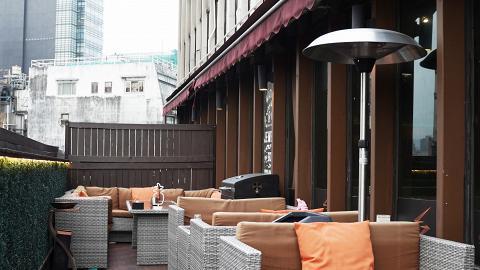 【尖沙咀美食】尖沙咀露台戶外燒烤酒吧 $188起無限任飲任食過30款燒烤食物