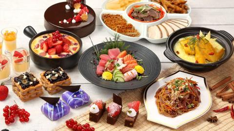 【酒店優惠2020】香港6大酒店下午茶自助餐優惠 $159起食過50款美食/海鮮/刺身