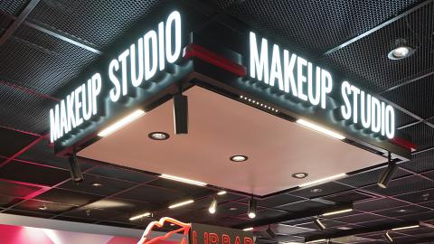 香港屈臣氏推24小時自助購物站!4500呎彩妝概念店 過百款唇膏/獨家彩妝品牌