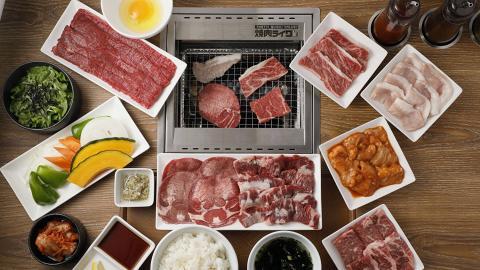 單身族福音!日本人氣一人燒肉專門店「燒肉LIKE」宣布進駐香港