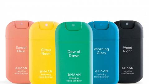 西班牙製便攜式消毒潔手噴霧 可殺死99.99%細菌/蘆薈護膚成分