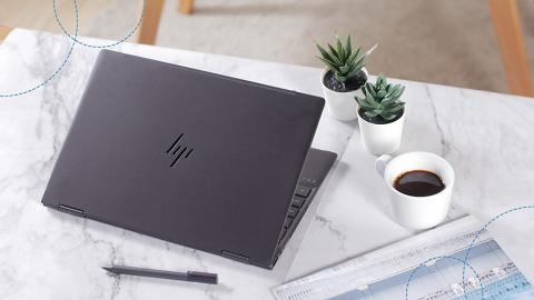 多功能娛樂筆電 87折入手HP ENVY x360 13