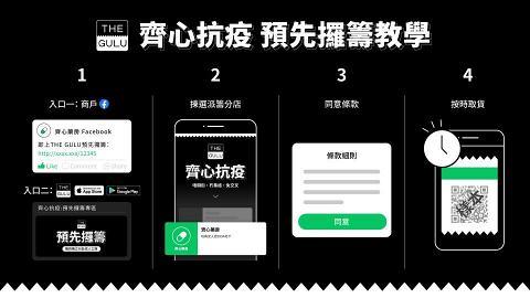 【買口罩】日本城/卓悅/Sasa推網上派籌 4步用THE GULU app攞籌買口罩教學