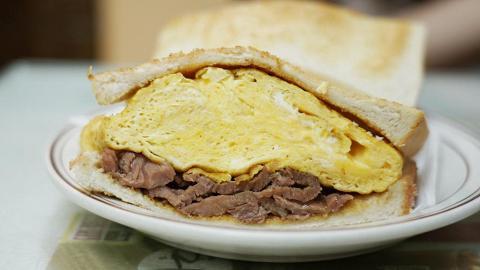 超足料大份厚蛋治3大推介! 五吋超厚蛋牛治/獨創營多撈麵蛋治/炒蛋芝士菠蘿包