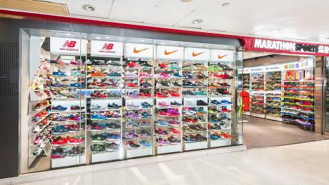 【減價優惠】運動連鎖店馬拉松4大品牌優惠!Adidas/Nike/Puma/Columbia$245起