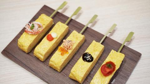 【北角美食】日式蛋料理專門店Tamago-EN進駐北角 歎招牌生雞蛋拌飯/玉子串燒