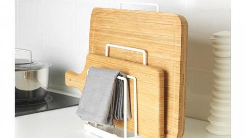 10款實用廚房收納用品推介 碗碟/餐具/鍋具/調味料整理好物