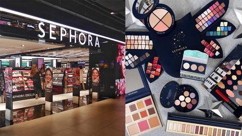 【網購優惠】Sephora化妝品網店低至半價!精選9款唇膏/粉底/胭脂/護膚品$86起