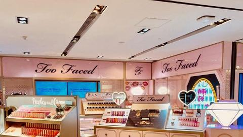 【減價優惠】Too Faced香港專門店/網店1週年彩妝優惠 眼影盤/修容/胭脂$192起