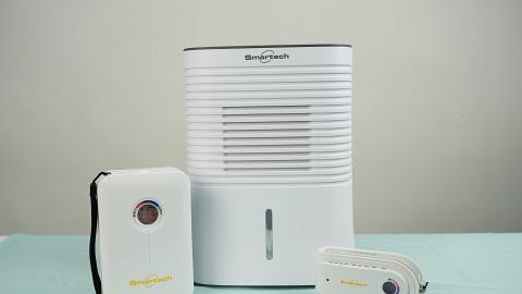 3款抽濕機推介對付回南天潮濕天氣 小型可重用環保抽濕盒預防傢俬雜物發霉