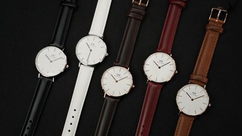 【中環開倉】Daniel Wellington手錶開倉4折起 網店齊減 多款經典手錶低至$550