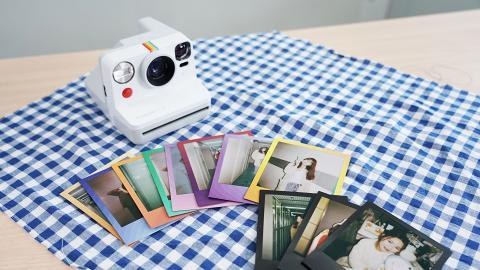 寶麗來推全新即影即有相機Polaroid Now 限量版彩色波浪相紙/3大賣點/價錢