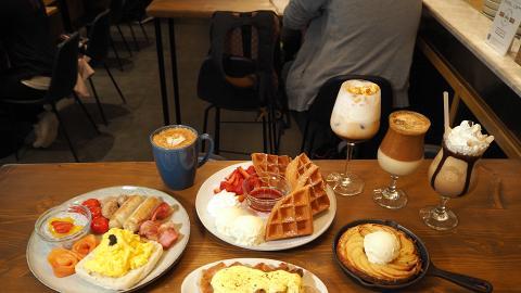 【尖沙咀美食】尖沙咀牧羊少年咖啡館翻新開幕 歎哈利奶油啤酒咖啡/代寄未來信