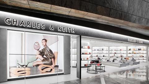【網購優惠】Charles & Keith半價!精選10款$300以下春夏粉色系平底鞋/涼鞋
