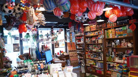 【旺角好去處】銀の文房具回歸旺角開幕!過10萬件童年絕版文具+舊文具店展覽