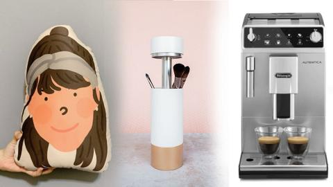 【母親節禮物2020】8大窩心實用母親節禮物推介!攬枕/小型按摩器/多功能廚具