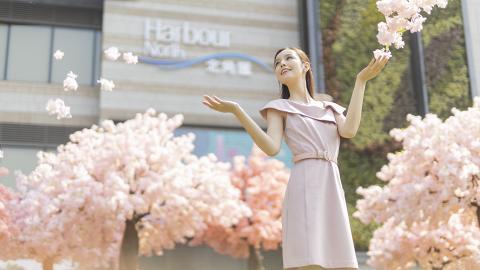 【商場優惠】北角匯Hyatt推酒店住宿套票優惠!櫻花主題套房/送美妝餐飲現金券