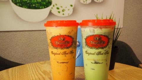 【將軍澳/尖沙咀美食】泰國手標茶ChaTraMue新開兩間分店 將進駐尖沙咀+將軍澳