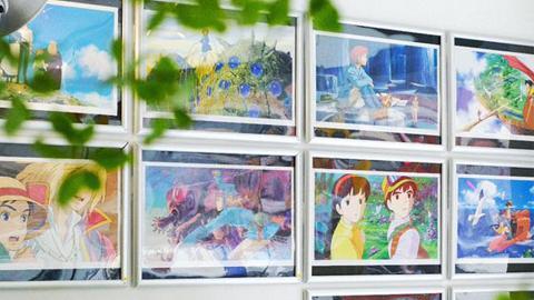 【深水埗好去處】宮崎駿動畫海報展再回歸!粉絲朝聖免費睇80幅電影海報