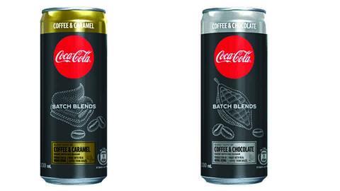 Coca-Cola可口可樂新口味登場!無糖零卡路里 焦糖味/朱古力味咖啡汽水