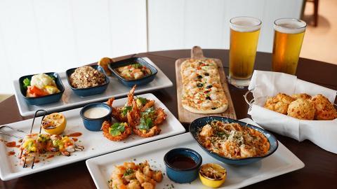 【銅鑼灣美食】Red Lobster推$198鮮蝦放題優惠 任食蒜蓉蝦/椰子炸蝦/芝士鬆餅