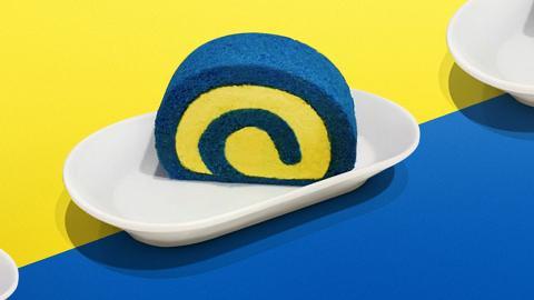 IKEA慶祝瑞典國慶日推出限定新品 全新黃藍色國旗蛋卷限量發售