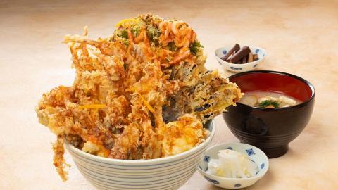 【旺角美食】日本天婦羅丼飯天吉屋限時優惠 中指定身份證優惠可享再額外85折
