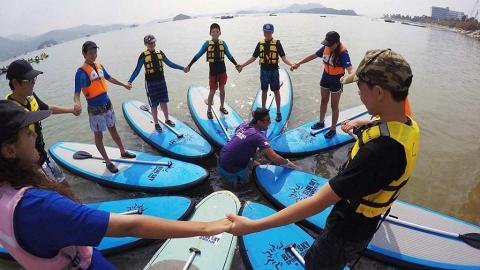 【西貢好去處】夏日3大人氣水上活動推介 直立板/獨木舟/浮潛賞海底世界$185起