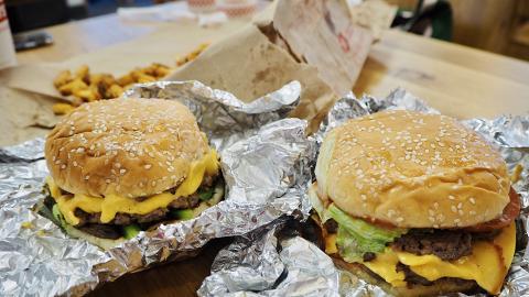 【炮台山美食】美國人氣漢堡包Five Guys港島開新店!全港第4間分店進駐炮台山