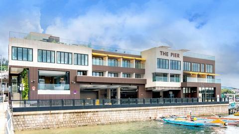 【酒店優惠2020】西貢酒店the Pier Hotel住宿優惠57折起露台房包早餐/BBQ優惠