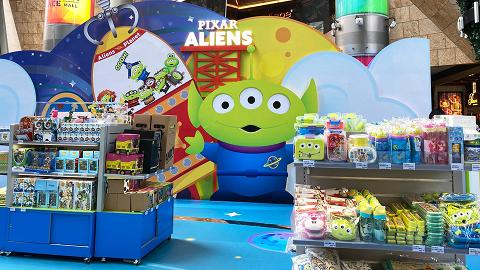 【旺角好去處】三眼仔派對登陸旺角朗豪坊 變身25個迪士尼角色/近千款精品發售
