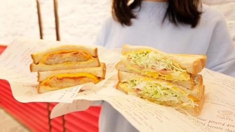 【旺角美食】韓國人氣吐司ISAAC TOAST進駐九龍!香港第二間分店將7月登陸旺角