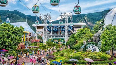【海洋公園】海洋公園延長港人生日優惠 免費入場至8月31日