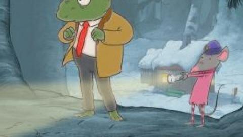 神探青蛙鼠助手 - 國際兒童及青少年電影合家歡2020