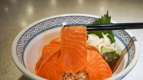 【旺角美食】旺角新開抵食日式丼飯 天婦羅和牛/三文魚赤醋丼/和牛壽喜燒$48起