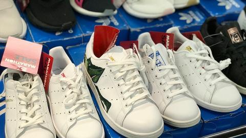 【開倉優惠】銅鑼灣波鞋開倉低至2折!Nike/Adidas/Vans/運動服飾$50起