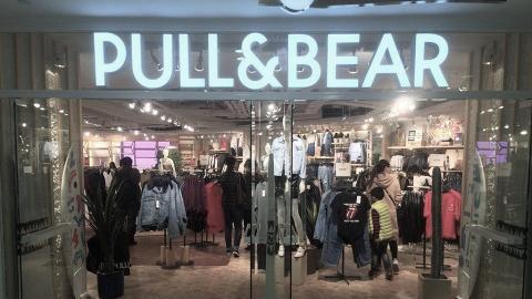 【減價優惠】PULL & BEAR減價低至3折 上衣/褲/裙/鞋$39起
