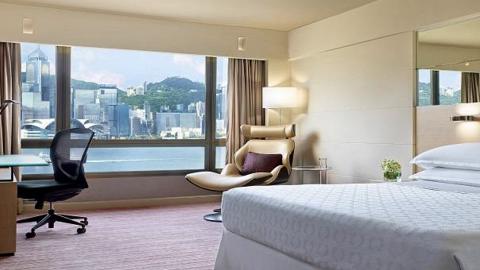 【酒店優惠】香港喜來登酒店維港海景住宿激減 人均$667包早餐+房內享用晚餐