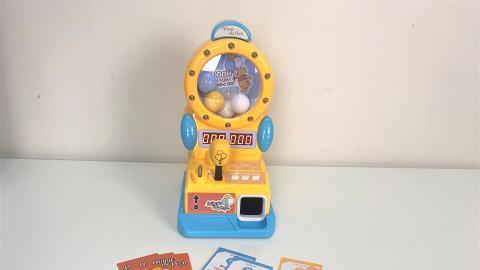 7-11便利店新推迪士尼經典遊戲機 小熊維尼手指拳撃機/大鼻鋼牙對戰氣墊球機