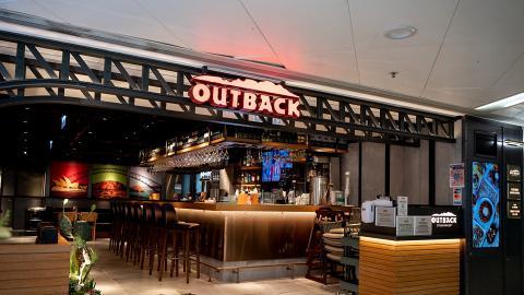 【Outback外賣】Outback推外賣半價優惠 漢堡/意粉/沙律半價!免費送黑糖麵包
