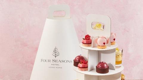 【外賣優惠】6大人氣外賣下午茶tea set推薦 Fortnum&Mason/四季酒店/半島酒店
