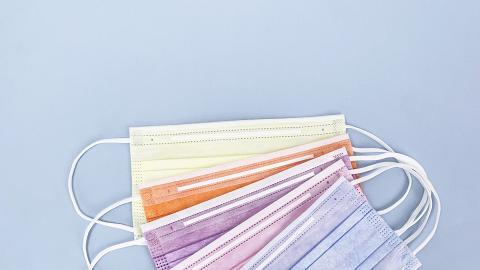 【香港口罩】Gimans Care五色彩虹口罩週四開賣 高防ASTM Level 3口罩$108/盒