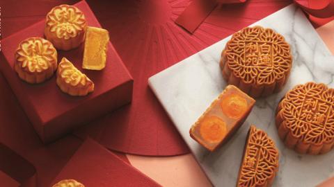 【月餅2020】利苑新推奶黃/雙黃白蓮蓉月餅禮盒!採用FSC認證環保包裝盒可回收