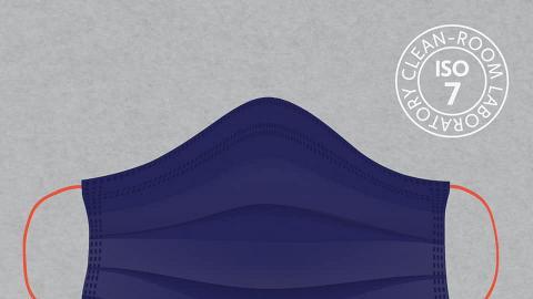 【香港口罩】Mask Lab HK口罩8月15日開賣 人氣午夜藍色口罩$148/盒